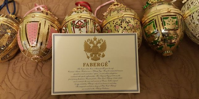Продам Подвеска шкатулка Faberge !!!
