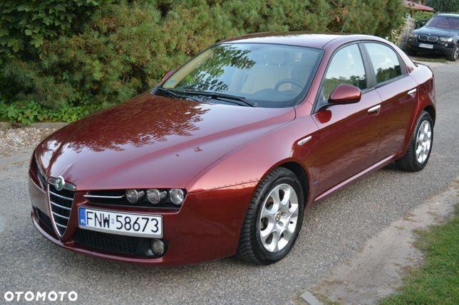 Alfa Romeo 159 1.9 JTDm 150 KM*Klimatronic*Serwisowana*SALON POLSKA
