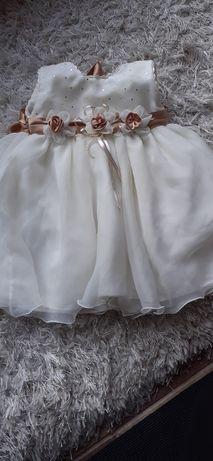 Sukienka rozm 74