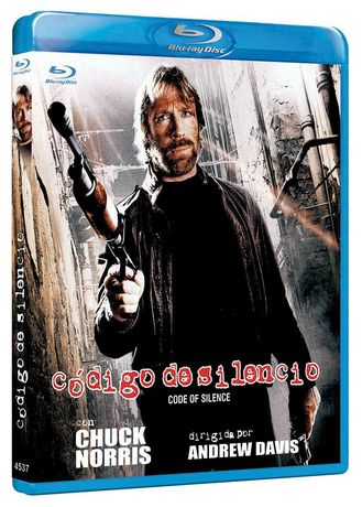 Código de Silencio/O Código do Silêncio(Blu-Ray)-Importado