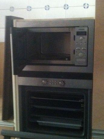 Cozinha completa marca Siemens