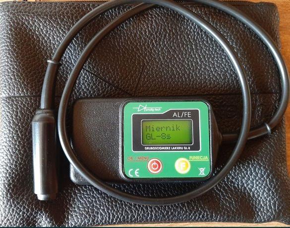 Miernik lakieru firmy Prodig-Tech GL-8(s)