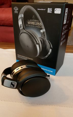 Słuchawki Sennheiser HD 4.50BTNC