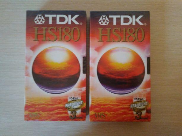 Kaseta VHS nowa