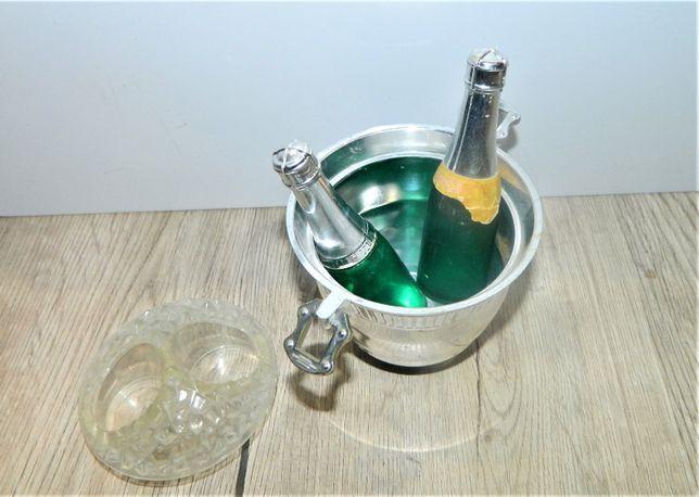 Ведёрко с шампанским сувенир винтаж СССР