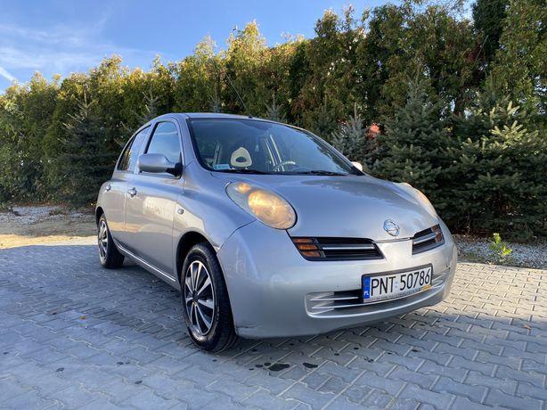 Nissan Micra 1.2benzynka, 2003rok! 5 DRZWI! Doinwestowany! Okazja!