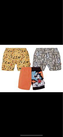 Шорты для купания Disney, плавки для мальчика( шорти для полавання)