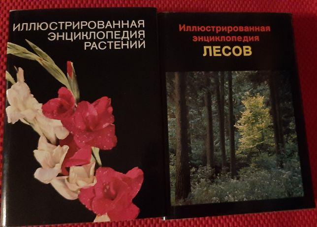 Иллюстрированные энциклопедии Растений и Лесов