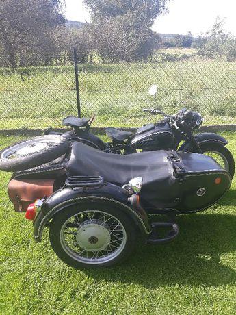 sprzedam motocykl dniepr mt11