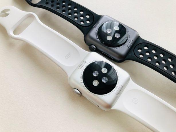 Оригинальные Apple Watch Series 3 38/42mm Магазин Гарантия Есть выбор
