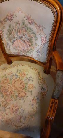 2 Fotele 450zl Rokooko