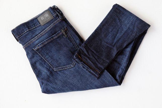 Spodnie damskie jeansy Big Star Demi 657 W27 L34 Slim Fit