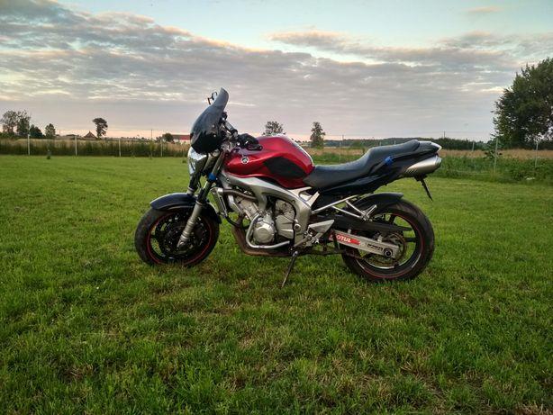 Sprzedam Yamaha FZ6