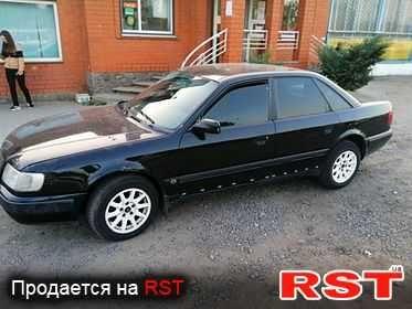 Audi100c4 gwattro