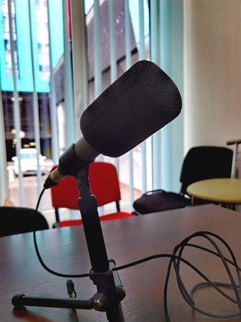Новий професійний студійний конденсаторний мікрофон Sony  ECM-MS957