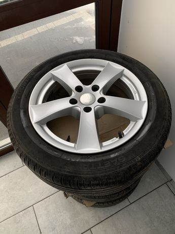 """Felgi aluminiowe 16"""" Opel Meriva, Zefira, Corsa"""