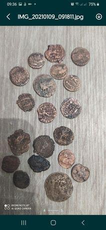 Tak jak widac na zdjeciach monety