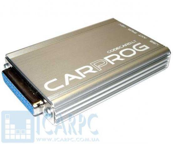 CarProg Full 9.31 c прошивкой 8.21. Доработан. С кабелем для сброса