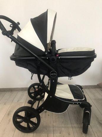 Дитяча коляска aimile wingoffly 3 в 1. Детская коляска