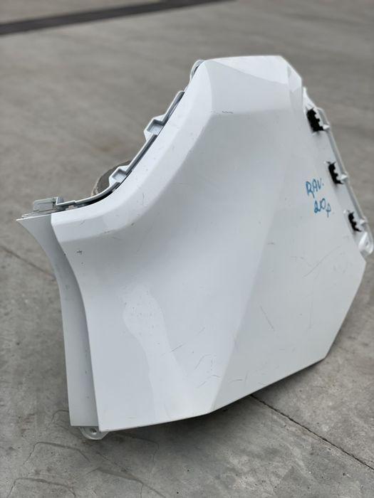 Бампер задний Toyota Rav4 RAV 4 Диброва - изображение 1