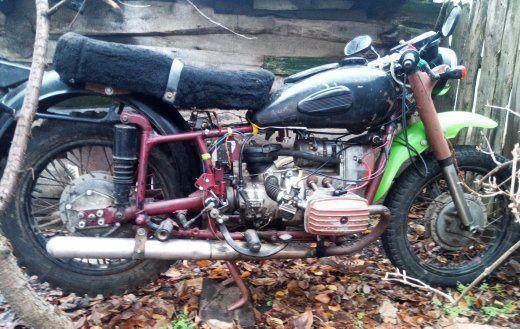 Мотоцикл мт 10-36