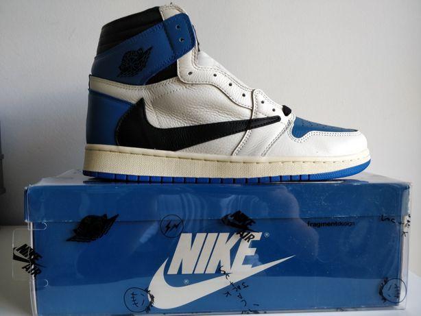 Nike Air Jordan 1 High Fragment x Travis Scott