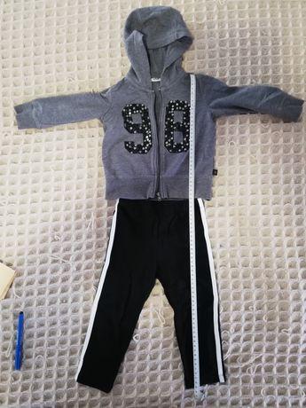 Спортивный костюм на 1 год