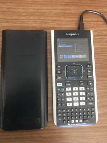 Calculadora grafica TI-nspire CX como nova