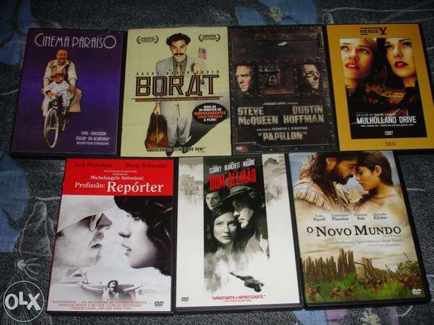 Colecção 7 DVD's