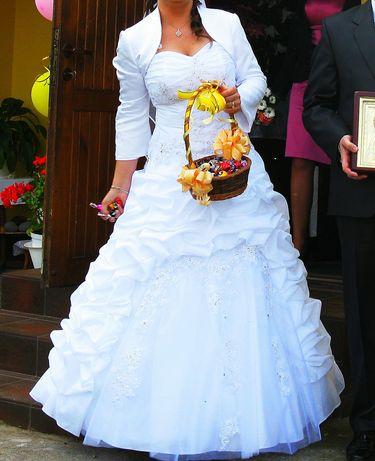 Suknia ślubna model Ewelina