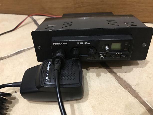 Radio cb alan 199
