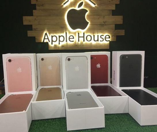 iPhone 7 128 Neverlock Оригинал/Магазин/НЕ РЕФ/состояние нового