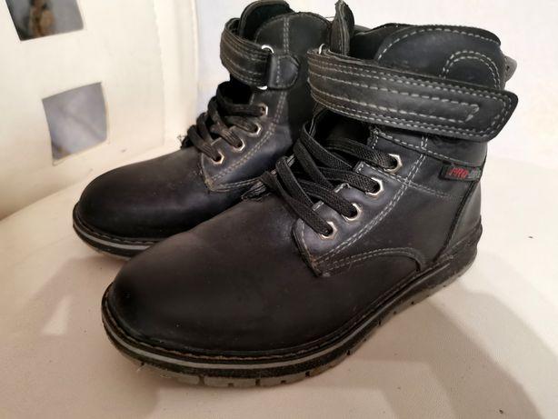 Ботинки осень на мальчика