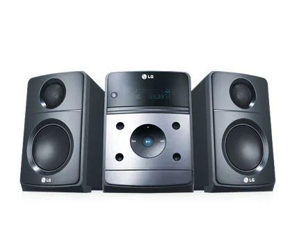 Музыкальный центр LG XB64