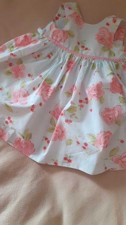 Нарядное детское платье на 3 года