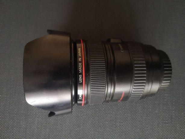 Объектив Canon 24-105 L IS USM + бленда