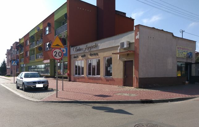 Budynek pod działalność usługową lub handlową na sprzedaż