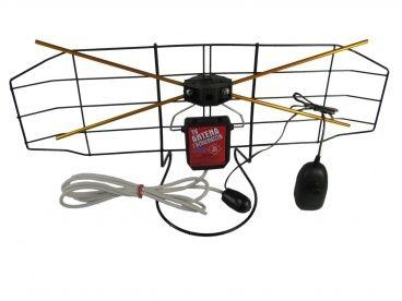 Antena pokojowa telewizyjna ( nowa gwar ) DVB-T