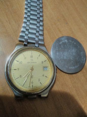 Bransoleta zegarka grovana