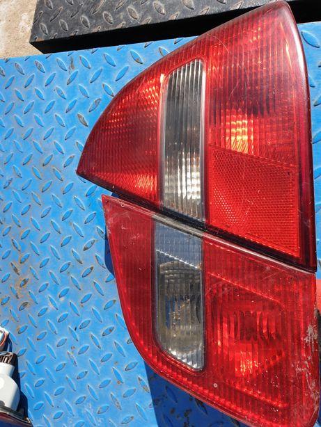 Lampy tylne Mitsubishi Carisma