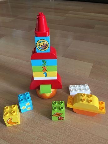 Klocki Lego duplo Moja pierwsza rakieta 10815
