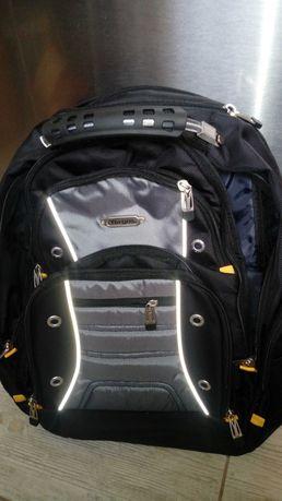 Plecak Targus Drifter -dwukomorowy -na laptopa/nieużywany/