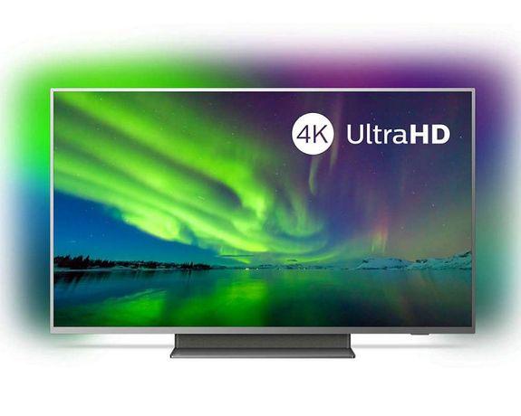 Telewizor Philips 55 LED 4K UHD Android 55PUS7504 , AmbiLight