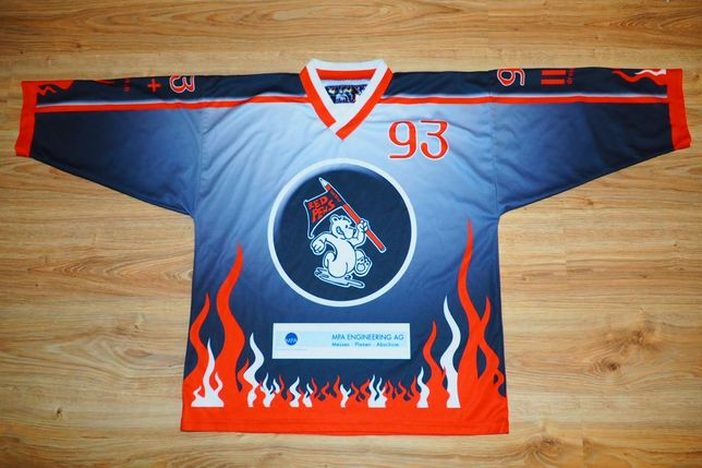 Jersey 53 bluza hokejowa XL