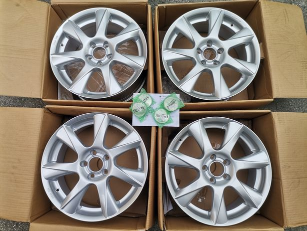 Nowe Felgi aluminiowe 17  5x108 ET47 Ford Volvo Peugeot citroen