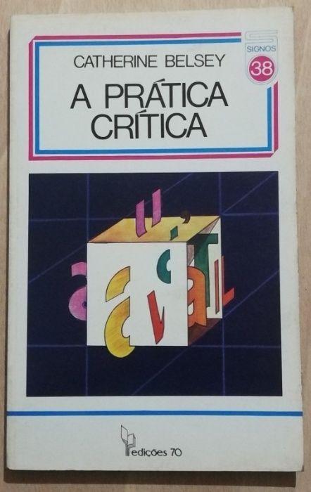 a prática crítica, catherine belsey, edições 70 Estrela - imagem 1
