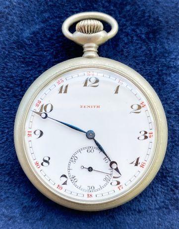 Relógio de Bolso Zenith Vintage corda manual