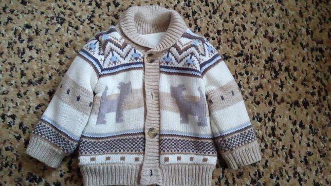 Джемпер-свитер теплый