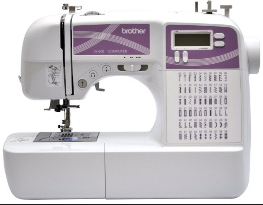 Швейная машина brother JS 60e Киев - изображение 1