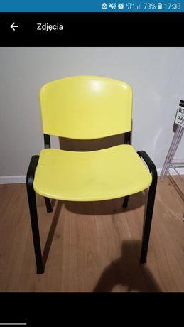 Krzesło iso plast konferencyjne na balkon, działke, ogródka, do biura